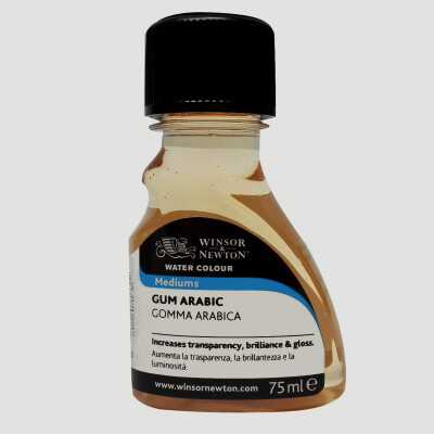 Gomma Arabica - Medium Acquerello