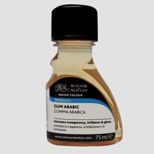 Gomma Arabica - Medium Acquerello