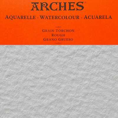 Carta Arches - Grana Grossa 300gr
