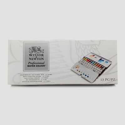 Professional Water Colour - Set 12 Tubetti 5ml