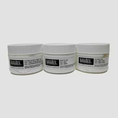 Set Medium Gel