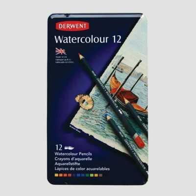 Confezione Matite Acquerellabili - Derwent WaterColour