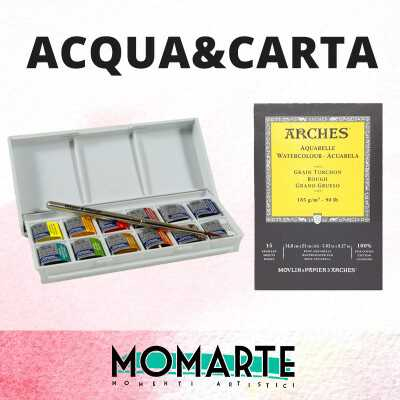 Kit Acqua e Carta