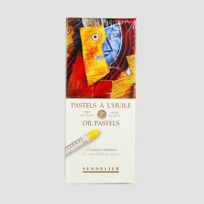 Set Pastelli ad Olio Sennelier 6pz