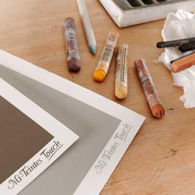 Canson Mi-Teintes Touch - Carta per Pastello