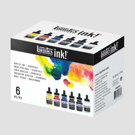 Set Acrilico Ink! Liquitex