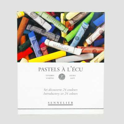 "Pastelli Secchi Sennelier ""Introduction Set"""
