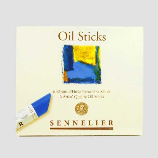 """Set Oil Stick Sennelier """"Introduction Set"""""""