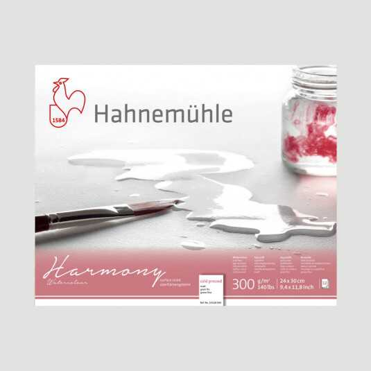 Album Harmony Watercoulor - Carta Hahnemuhle