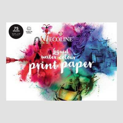 Risma di carta Ecoline - 150gr Formato A4