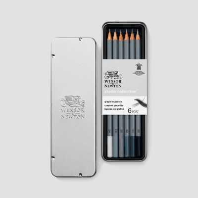 Confezione Matite in Grafite - Winsor&Newton