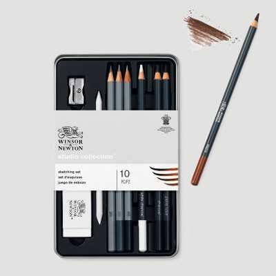 Confezione Sketching - Winsor&Newton