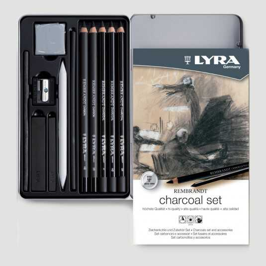Carboncino Set - Lyra