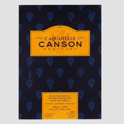 Album Acquerello Grana Fine - Canson Heritage