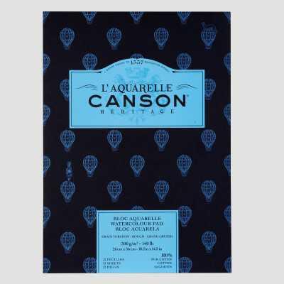 Album Acquerello Grana Grossa - Canson Heritage