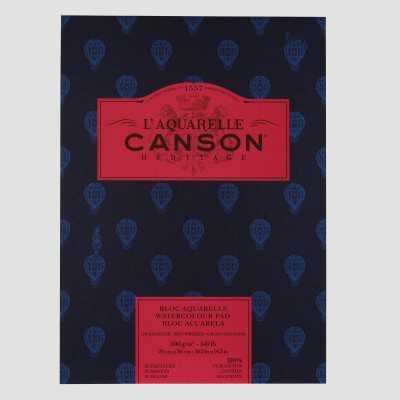 Album Acquerello Grana Satinata - Canson Heritage