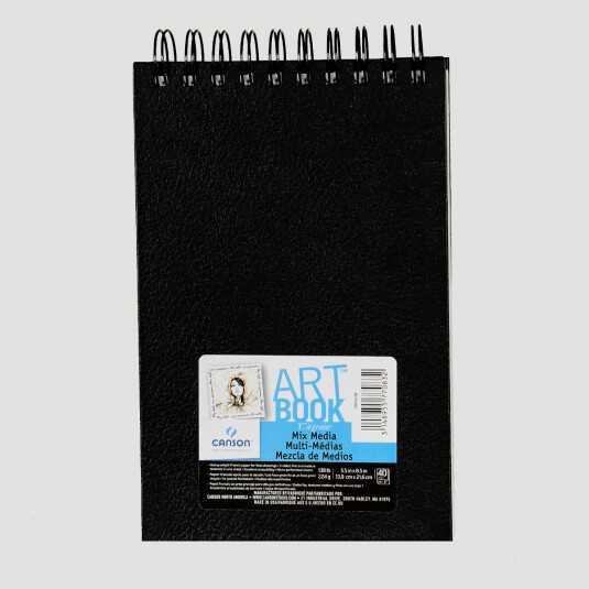 Blocco Disegno - Canson Art Book MixMedia