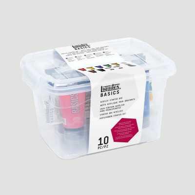 Acrilico Basics - Starter Acrylic Box