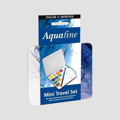 Acquerello Aqua Fine - Set Tascalibile Daler Rowney