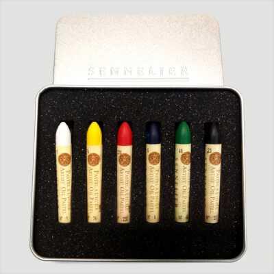 Sennelier Pastelli ad Olio - Start Set