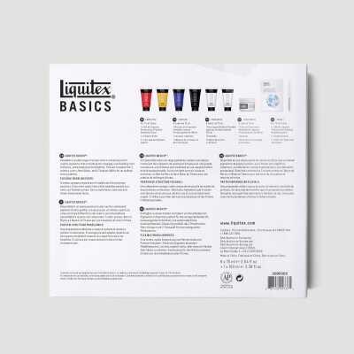 Acrilico Basics - Costruire una Texture