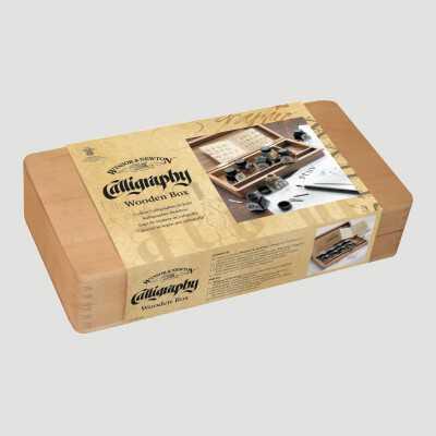 Cassetta calligrafia - Set completo Winsor&Newton