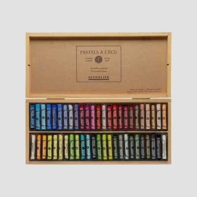 Cassetta da 50 pastelli morbidi Sennelier
