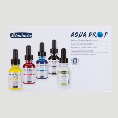 Confezione Aqua Drop Colori Primari - Acquerello Schmincke