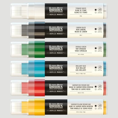 "Set Paint Marker ""Vivace"""