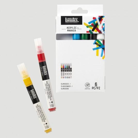 """Set Paint Marker """"Vivace Fine"""""""