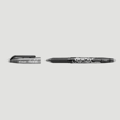 Penna cancellabile - Pilot Frixion Nera