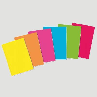 Quadernone Tinta Unita - Quadretti 5mm