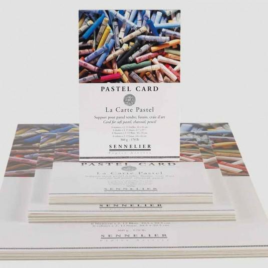 Blocco di carta per pastello Pastel Card Sennelier
