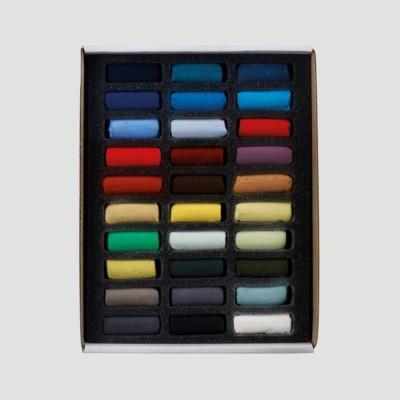 """Pastelli Secchi Morbidi - 30 Colori """"Urban Style"""" Sennelier"""