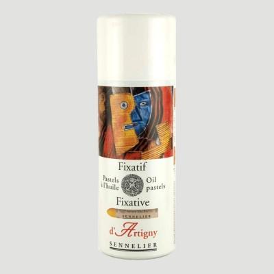 Fissativo per Pastelli ad Olio - Sennelier
