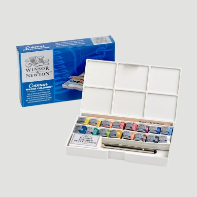 Confezione Pocket Box - Cotman Winsor&Newton