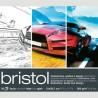 Blocco Bristol Fabriano - Carta Ultra Liscia