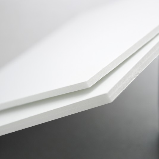 CartonFoam Poliplat - Foglio Polistirene 3mm
