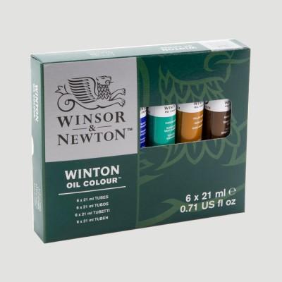 Confezione Olio Winton - Winsor&Newton