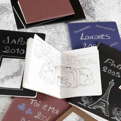 Blocco Disegno Canson - Art Book Inspiration ARANCIO/VERDONE