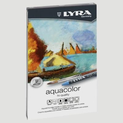 Pastelli Acquerellabili - Lyra Aquacolor