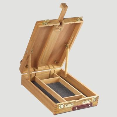 Cassetta Cavalletto da tavolo - con vari scomparti