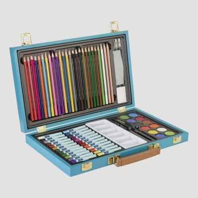 Valigetta del piccolo Artista da 68 prodotti! - dai 3 + anni