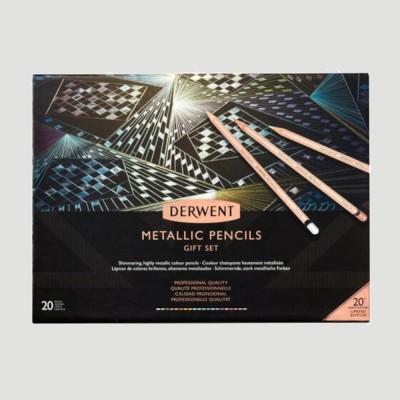 Matite Colorate Metallic - Edizione Limitata Derwent