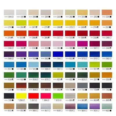 Acrilico Amsterdam - Serie completa 90 colori!