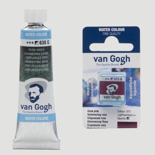 Van Gogh - Acquerello Fine