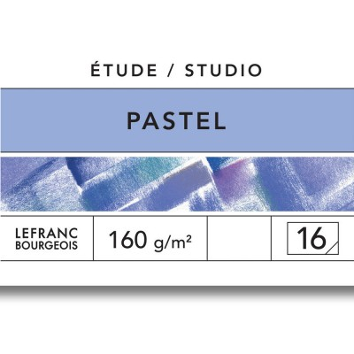 Blocco Studio Pastello - Carta LeFranc Bourgeois