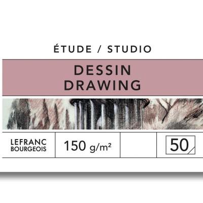 Blocco Studio Disegno - Carta LeFranc Bourgeois