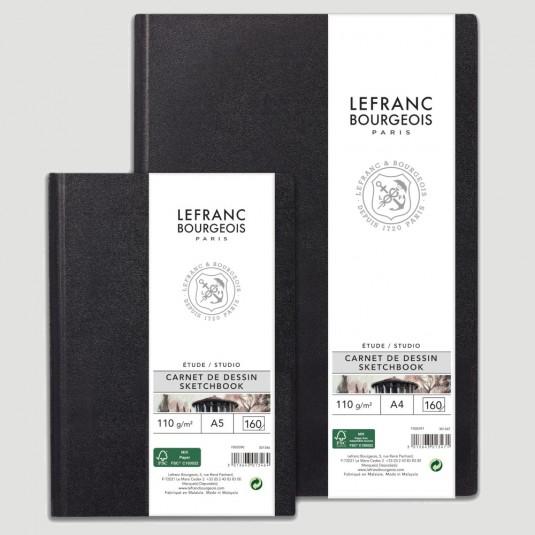 Taccuino Studio Schizzo - Carta LeFranc Bourgeois