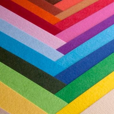 Cartoncino Colorato Fabriano ELLE ERRE - 50x70 Liscio/Ruvido